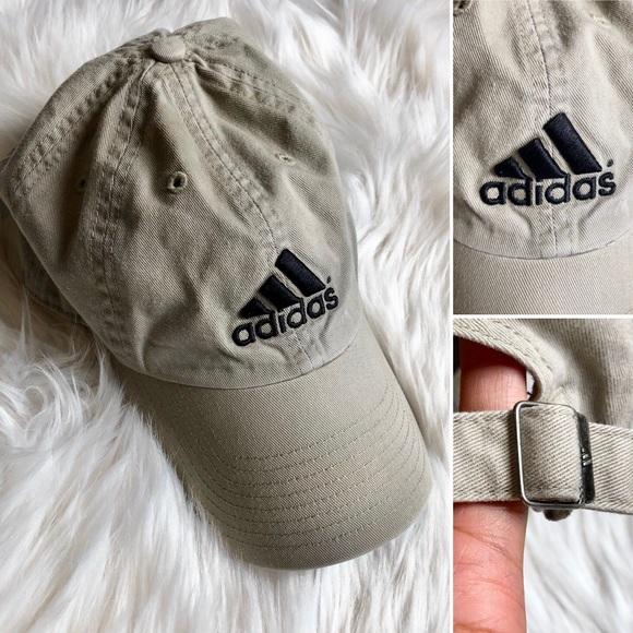 8737470a2ecab adidas Other - Adidas Khaki Colored Dad Cap.
